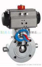 BQ671氣動保溫球閥、BQ641氣動保溫球閥