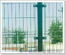 供应丹东绿色双边丝护栏网厂家直销