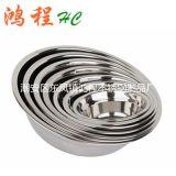 304不锈钢汤盆批发外贸日用品