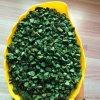 本格供應水磨石綠石子 深綠 淺綠石米 天然鵝卵石
