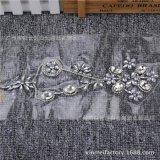 花式银色水钻 服饰配件爪钻链热熔胶烫钻