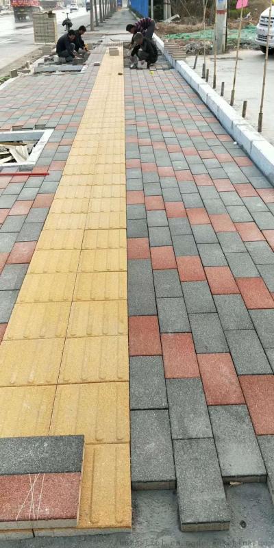 陶瓷透水磚在高校路面改建中的應用