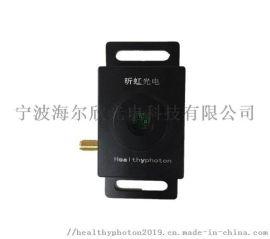 低噪声前置放大光电探测器(0.4-2.1 um)