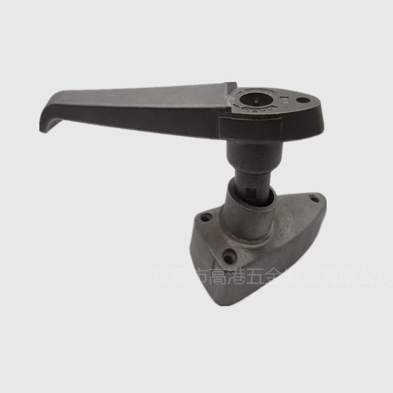 硅溶胶厂家定制不锈钢门锁五金件 精密铸造