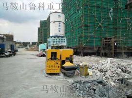 小型混凝土输送泵该怎么保养,要关注这几点