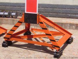 CDH-C插接式滑动挡车器 轨道挡车器 矿车挡车器