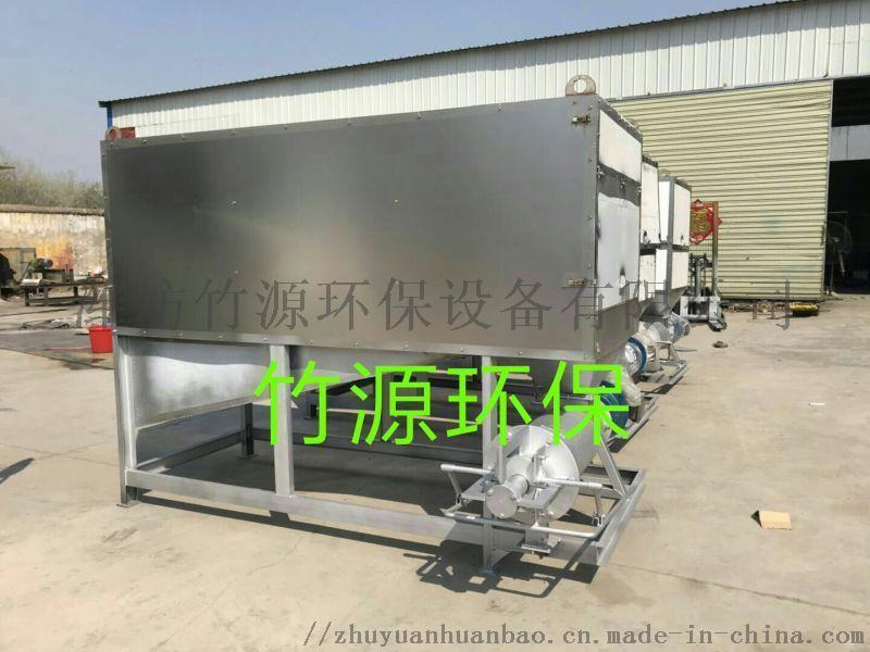 永州市养猪场一体化污水处理设备排放达标