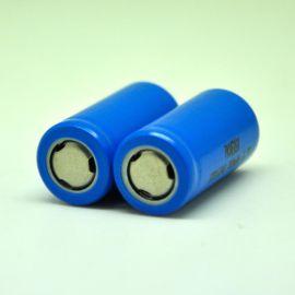 18650锂电池 厂家热销16340激光手电筒 头灯锂电池650MAH 3.7V