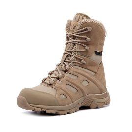 户外鞋作战鞋防滑耐磨沙漠靴 靴男女战术靴登山鞋07运作鞋男