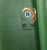 生產供應優質PVC大型體育場用防風網 防塵網 塗塑網格布