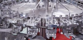 BBRC121碳酸果汁灌装机 自动灌装机厂家