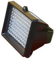 80米道路专用车牌补光灯白光灯