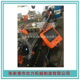 數控圓管衝孔機 金屬管材衝孔機 圓管方管衝孔機銷售