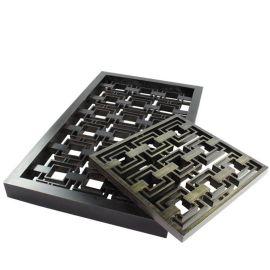 鋁單板600*1200mm縷空鋁單板建材廠家定制