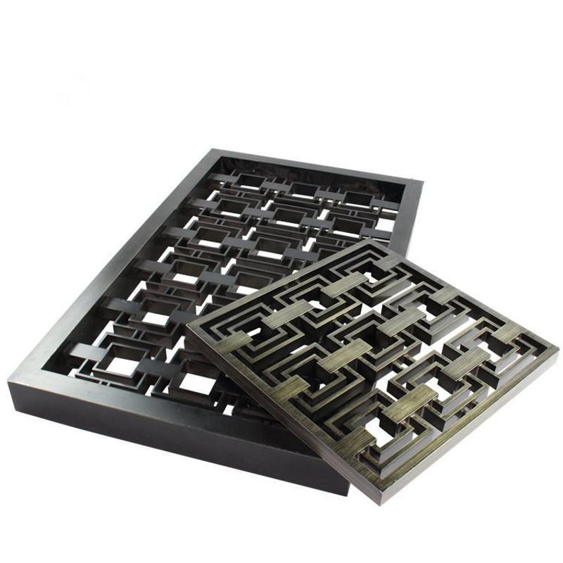鋁單板600*1200mm縷空鋁單板建材廠家定製