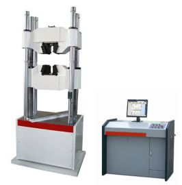 WAW-D微机控制电液伺服万能试验机 材料拉力试验机