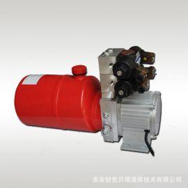 48V1000W电机环卫车液压动力单元