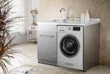 不鏽鋼洗衣櫃 (BX-1260L)