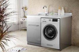 不锈钢洗衣柜 (BX-1260L)