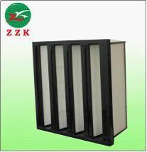 zzk組合式V型過濾器
