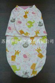 婴儿襁褓 婴儿抱毯抱被 新生儿抱被