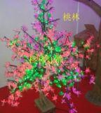 桃林LED树灯24V低压--Z108杜鹃花