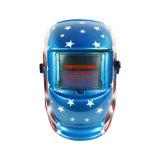 轻便透气电焊面罩自动变光电焊面罩