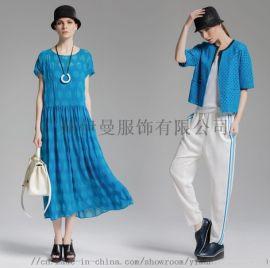 玛丝菲尔简约时尚潮牌深圳19夏装品牌女装折扣