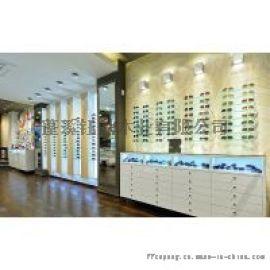 上门测量定做成都眼镜内衣饰品展柜货柜展示柜货架厂
