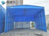 桥东区定制工厂大棚电动推拉篷移动雨棚-时间最快