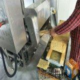煎餅果子薄脆脆皮油炸機生產線廠家 薄脆油炸機