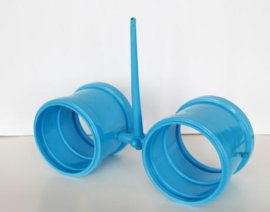 PVC扩口管件模具