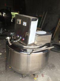 不锈钢反应釜,不锈钢发酵罐,不锈钢乳化泵