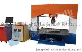 再生树脂复合材料井盖抗压试验机、再生树脂复合材料井盖裂缝载荷试验机说明书