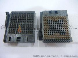 wells-cti IC插座651-1104411-084 PGA84PIN 老化座 管壳测试