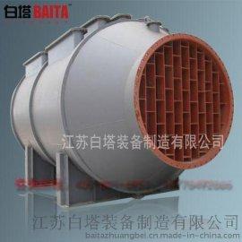 白塔**品牌消音器 蒸汽排放消音器 吹管消音器