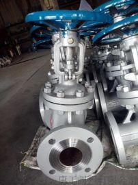 Z41H-16C 厂家直销 精铸铸钢材质 中型重型闸阀 法兰硬密封闸阀
