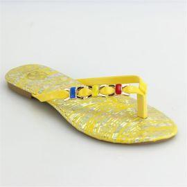 新款平底拖鞋欧美简单拖鞋