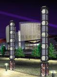 揚州路燈廠家生產3.5米景觀燈,熱鍍鋅噴塑景觀燈