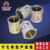 厂家定制茶叶罐 铁罐 茶叶马口铁罐 定制圆形金属茶叶罐NC2590C