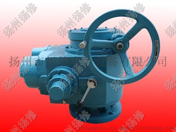 供应扬州扬修DZW500电动执行机构