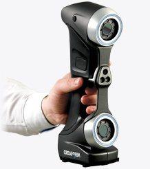 handyscan700手持式3d激光扫描仪