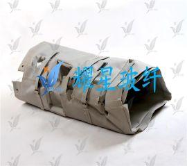可拆卸保温套用硅胶布 软连接用硅胶布 保温罩用硅胶布