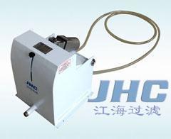 山东江海新高效除去浮脱油—不锈钢卧式管式撇油机