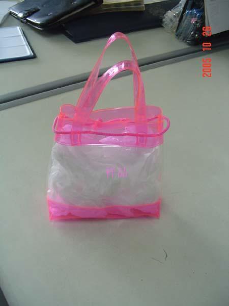 PVC化妆袋 PVC胶袋 礼品袋