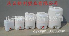 带水龙头塑料桶10L、19L、25L、50L水嘴塑料桶阀门塑料桶水桶批发