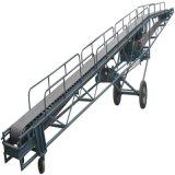 爬坡帶式輸送機 平板式紙箱輸送機qc