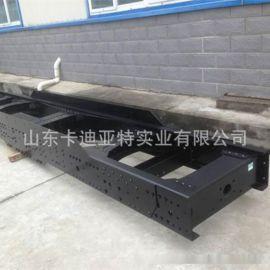 DZ9100510161陕汽德龙原厂车架(S35/4*2车架,装QF60取力器)