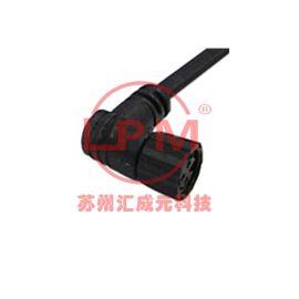 苏州汇成元供应 Amphenol(安费诺) 8A-03AFFM-SR7AXX 替代品防水线束