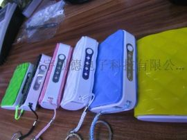 高转换手机充电宝批发 同步整流 礼品手机充电宝工厂